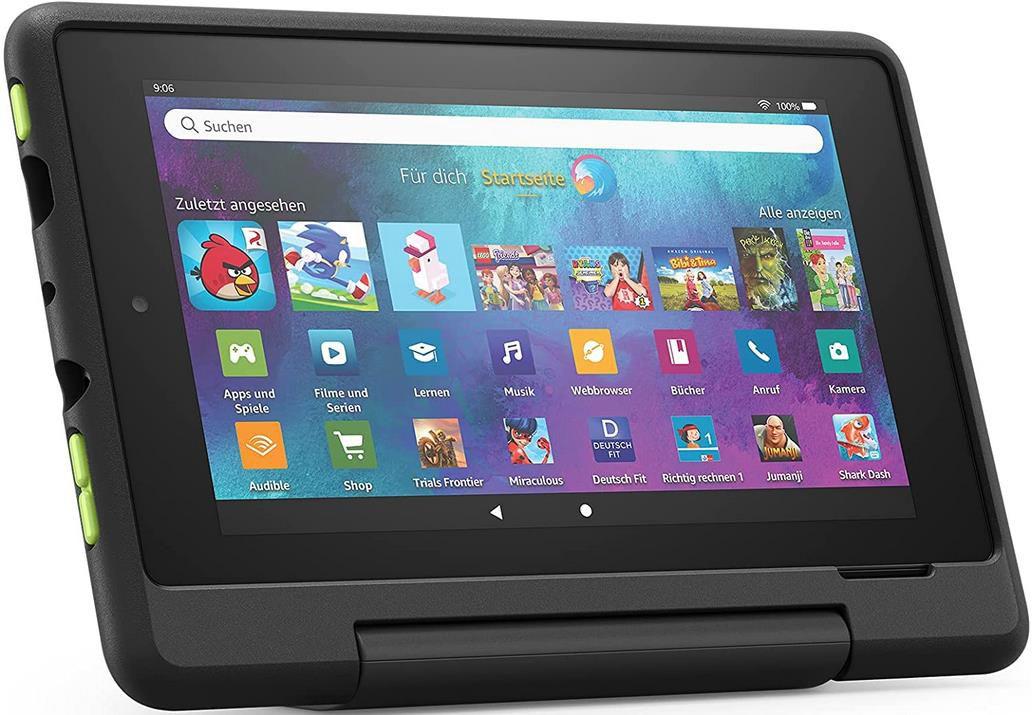 Fire 7 Kids Pro Tablet   7 Zoll / 16GB in verschiedenen Designs für 59,99€ (statt 95€)