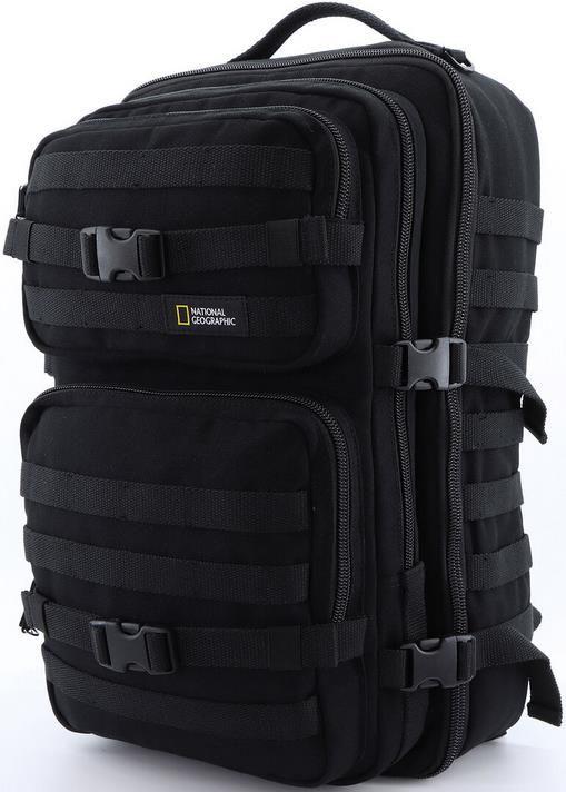 National Geographic Rucksack in Schwarz für 59,50€ (statt 105€)