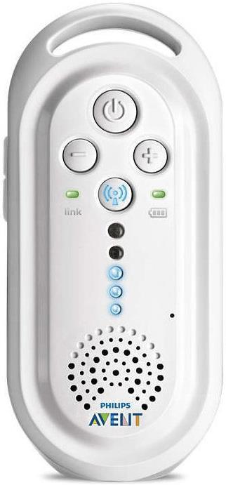 Philips Avent SCD506/01 DECT Babyphone   mit Nachtlicht & Schlaflieder für 54,95€ (statt 73€)