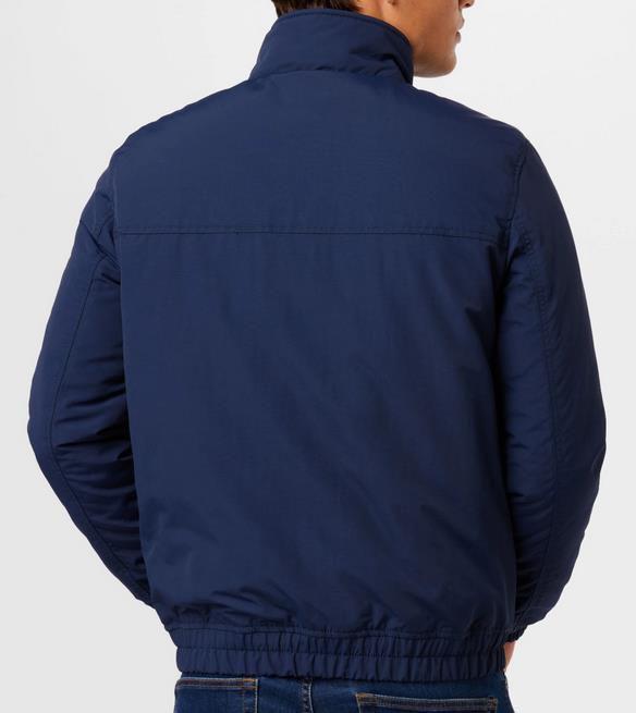 Tommy Jeans Jacke   Leicht gefüttert in navy für 119,20€ (statt 150€)
