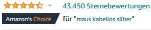 Inphic kabellose Funkmaus mit 1.600 DPI in vielen Farben ab 5,71€ (statt 13€) – Prime