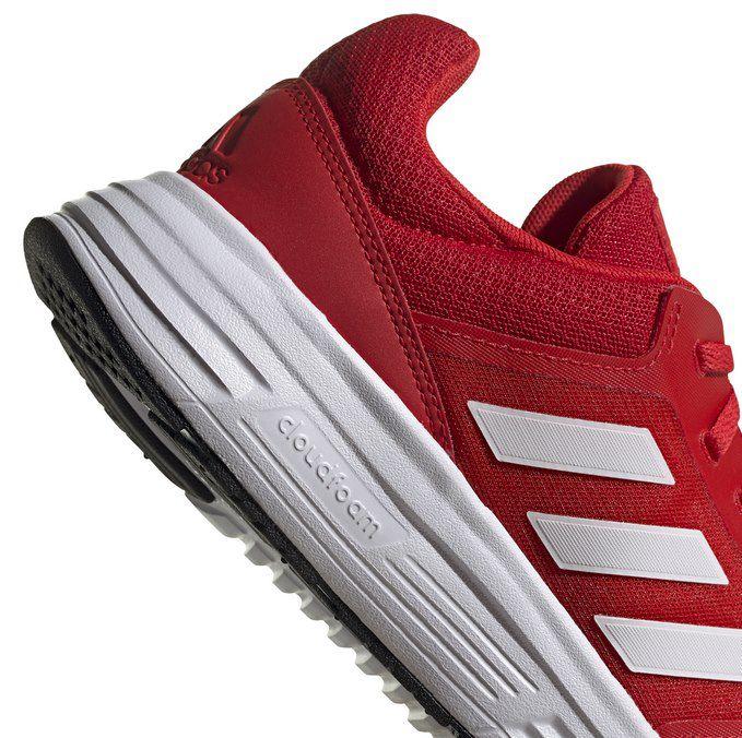 adidas Galaxy 5 Laufschuh in Rot für 37,47€ (statt 46€)