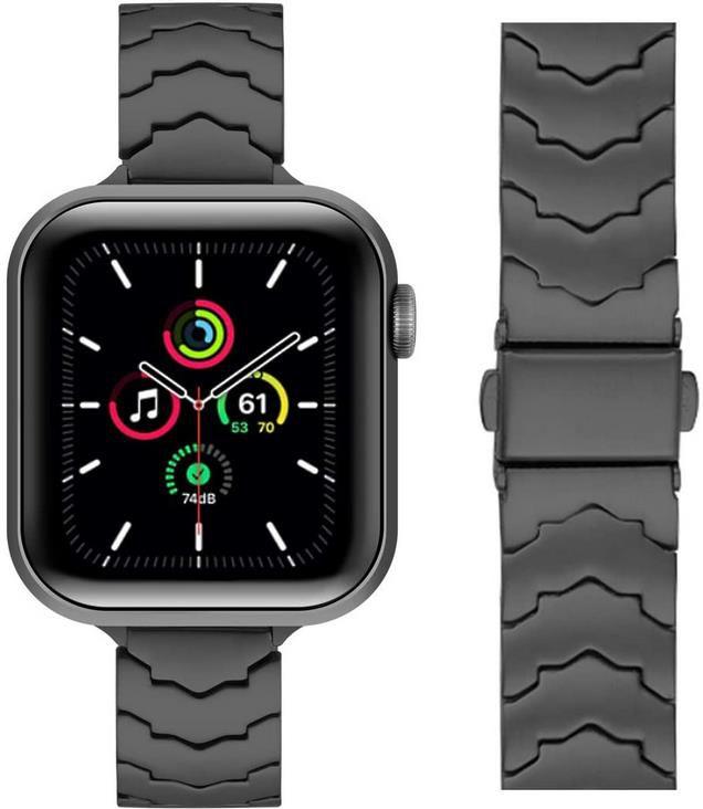GEARYOU   Kompatibles Apple Watch Armband in Edelstahl für 7,99€ (statt 16€)   Prime