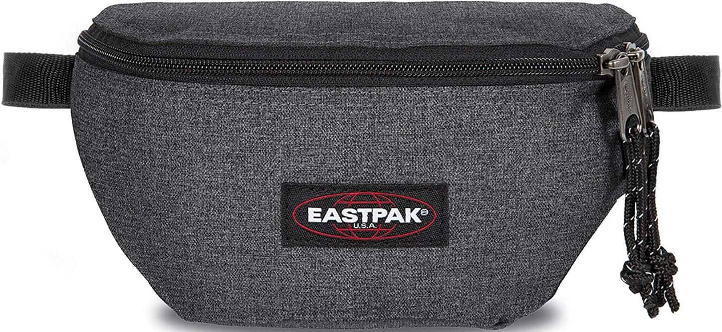 Eastpak Springer Gürteltasche in der Farbe Black Denim für 12,70€ (statt 16€)