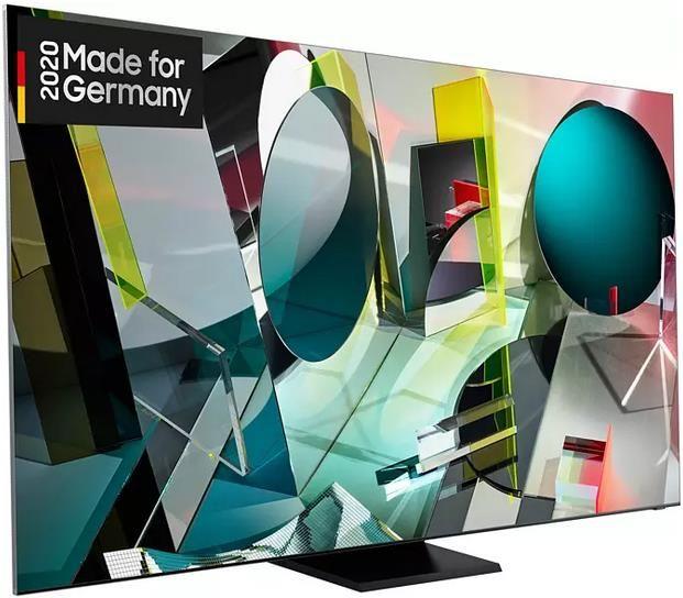 Samsung GQ65Q950T   65 Zoll QLED 8K Fernseher für 2.233€ (statt 2.517€) + gratis Galaxy S20