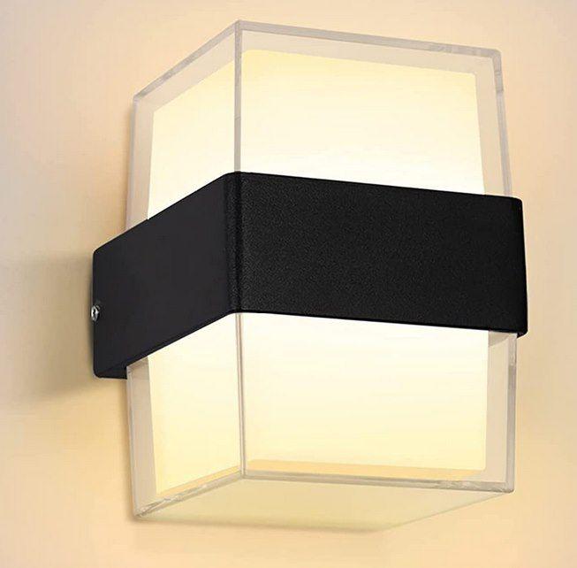 Imoli Wandlampe 12W mit 3 Farben mit Memory Funktion für 13,99€ (statt 28€) – Prime