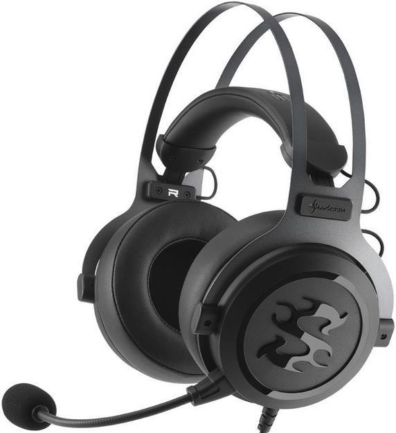 Sharkoon SKILLER SGH3   Gaming Headset inkl. Sharkoon X Rest ALU Halterung für 46,89€ (statt 67€)