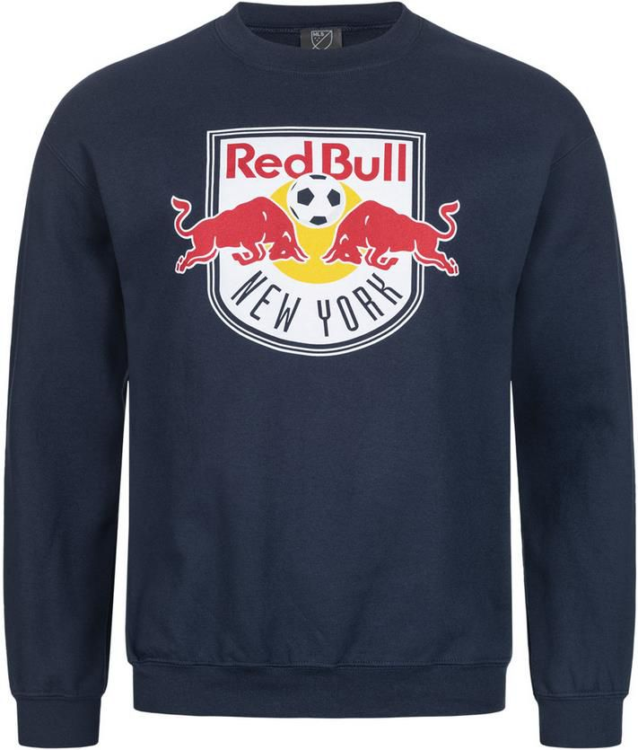 New York   Red Bulls Fanatics MLS   Herren Fan Sweatshirt für 17,38€ (statt 24€)