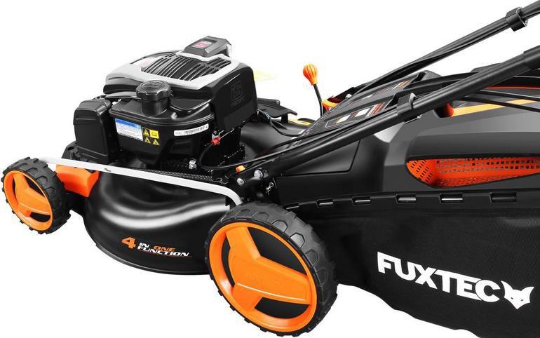 Fuxtec FX RM51BS675IS Benzin Rasenmäher für 384€ (statt 449€)
