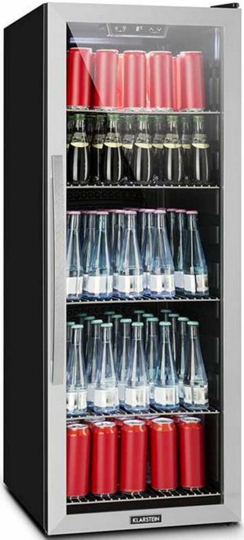 Klarstein Beersafe 6XL Getränkekühlschrank 201L Fassungsvermögen für 426,99€ (statt ~598€)