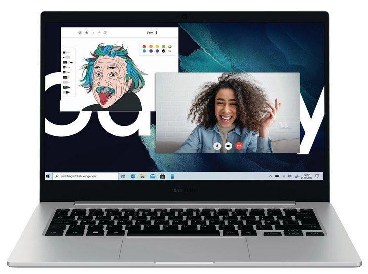 Samsung Galaxy Book Go 14 Zoll LTE Laptop mit 4GB RAM & 128GB SSD für 296,91€ (statt neu 389€)   Kundenretoure