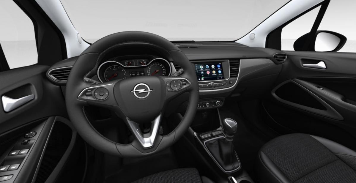 Privat: Opel Crossland Elegance mit 110PS und Rückfahrkamera inkl. Wartung für 129€ mtl.   LF: 0.68