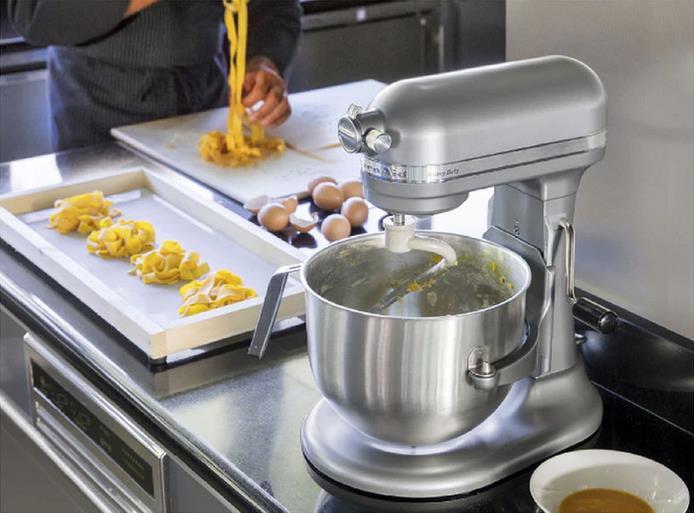 KitchenAid 5KSM7591XESL 6,9L Küchenmaschine für 589€ (statt 642€)