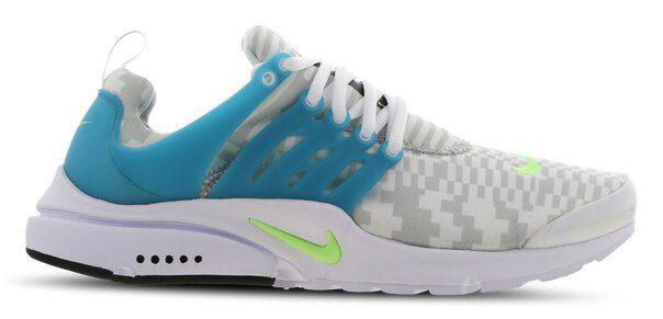 Nike Air Presto Sneaker in White/Aqua für 59,99€ (statt 90€)   Restgrößen 41, 42.5, und 46.