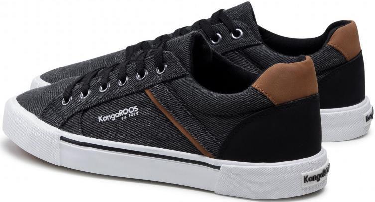 Kangaroos K Pete Herrensneaker in Jeans Optik für 30,40€ (statt 38€)