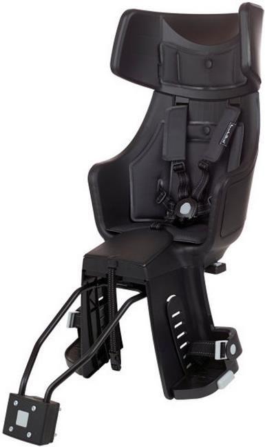 Bobike Fahrradsitz Maxi Tour Exclusive Plus 1P in Urban Black für 65,09€ (statt 75€)
