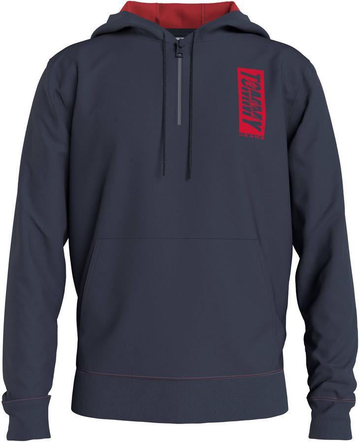 Tommy Jeans   TJM Essential Script Zipthrough Sweatshirt für 44,21€ (statt 60€)