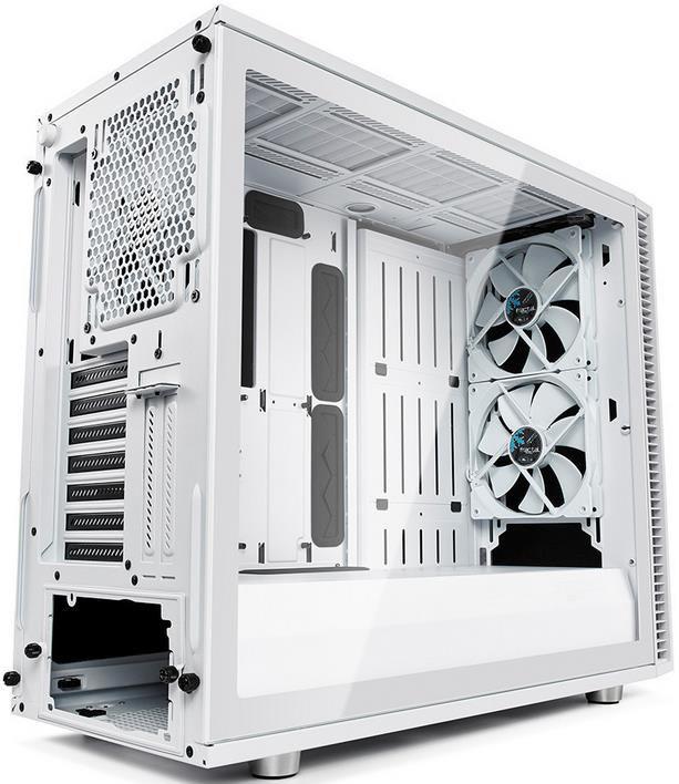 Fractal Design Define S2 White   Midi Tower Gehäuse für 106,89€ (statt 152€)
