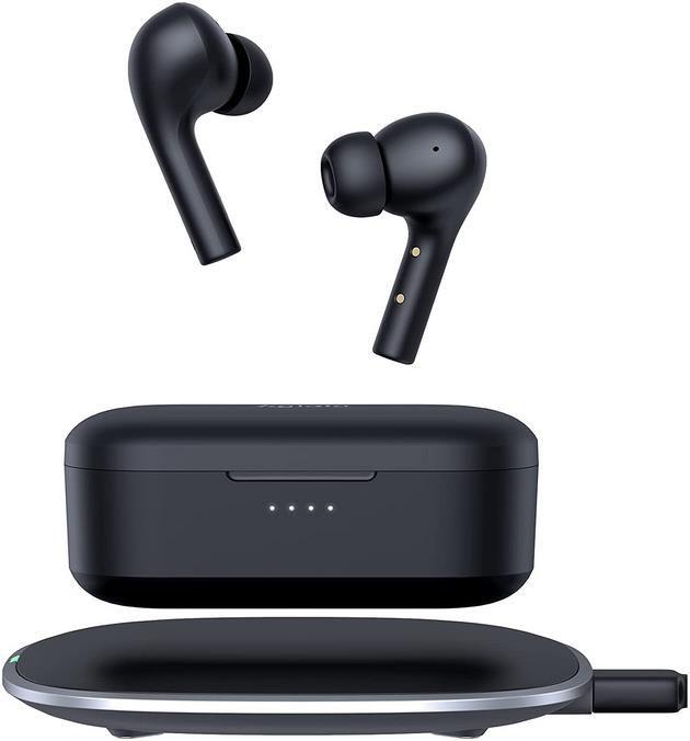 Aglaia Bluetooth in Ear Kopfhörer mit überzeugendem Sound und Lade Case für 23,99€ (statt 40€)