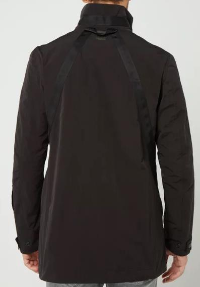G Star Raw Jacke mit Pattentasche in Schwarz für 84,99€ (statt 100€)