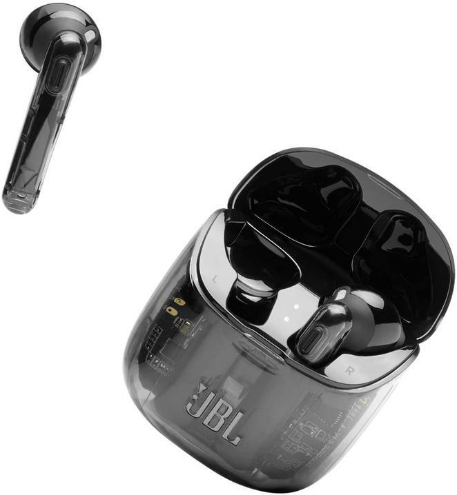 JBL Tune 225 TWS Lifestyle   Bluetooth Kopfhörer in Ghost Black oder Orange für 49€ (statt 69€)