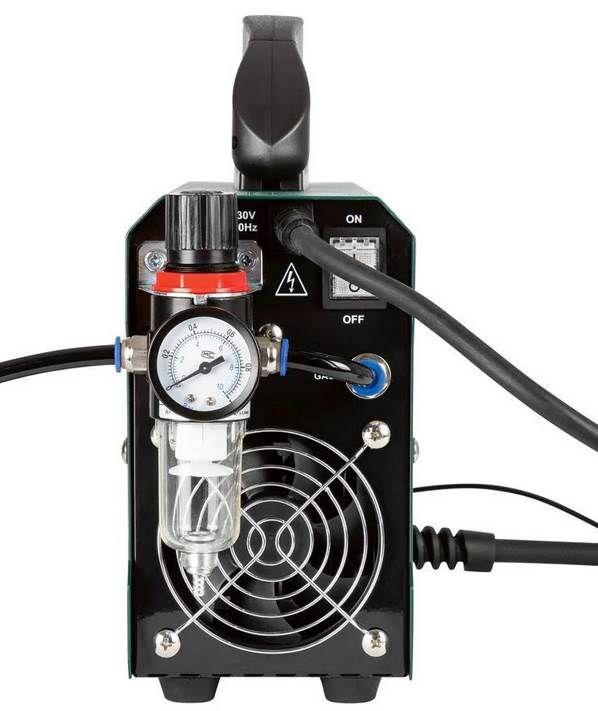 PARKSIDE Plasmaschneider PPS 40 B2 mit 2,5m Schneidkabel für 129€ (statt 149€)