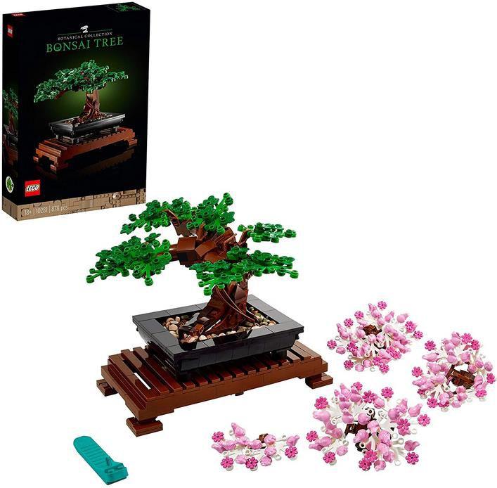 LEGO 10281 Bonsai Baum   Zimmerdekoration für 32,99€ (statt 40€)