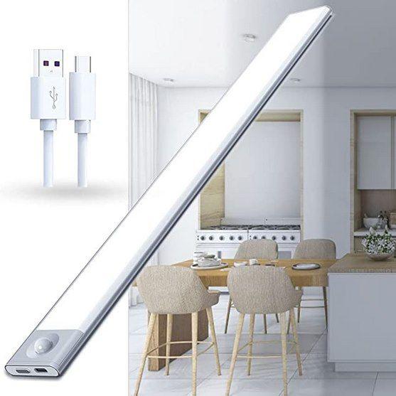 LED Unterbauleuchte (40cm) mit 72 LEDs für 13,99€ (statt 28€) – Prime