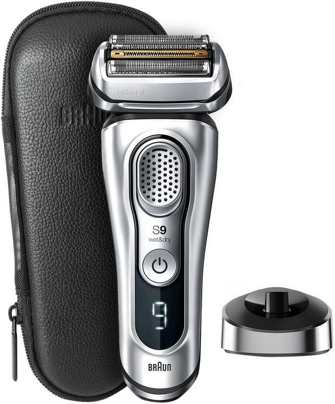 Braun Series 9 9359s   Elektrischer Nass und Trockenrasierer mit Ladestation und Etui für 229,99€ (statt 354€)