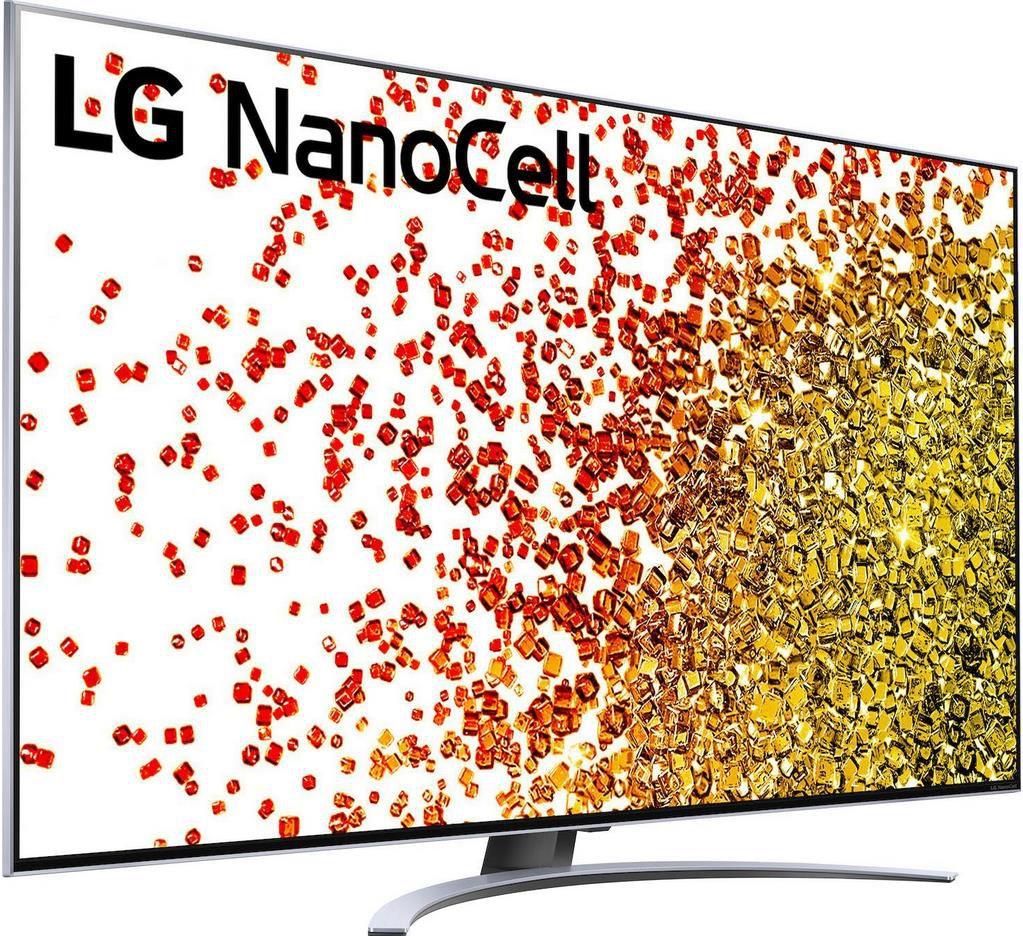 LG 55NANO889PB LCD LED Fernseher   55 Zoll, 4K Ultra HD, Smart TV für 707,60€ (statt 832€)