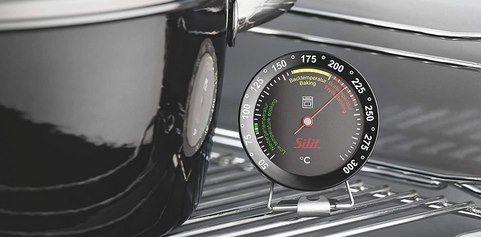 Silit Sensero Backofenthermometer bis 300°C für 16,99€ (statt 21€)