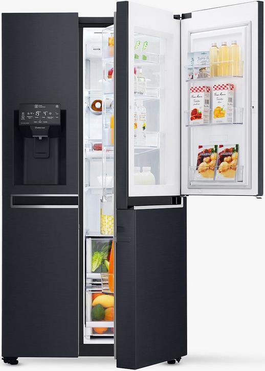 LG GSX960MCVZ Side by Side Kühlschrank mit Eiswürfelbereiter und InstaView für 1.548,90€ (statt 1.900€)