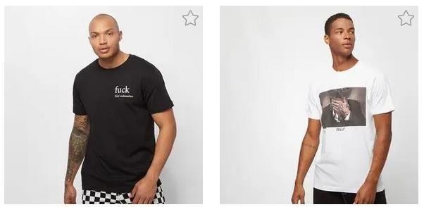Snipes Aktion   2 Mister Tee T Shirts für 29,99€ + Versandkosten