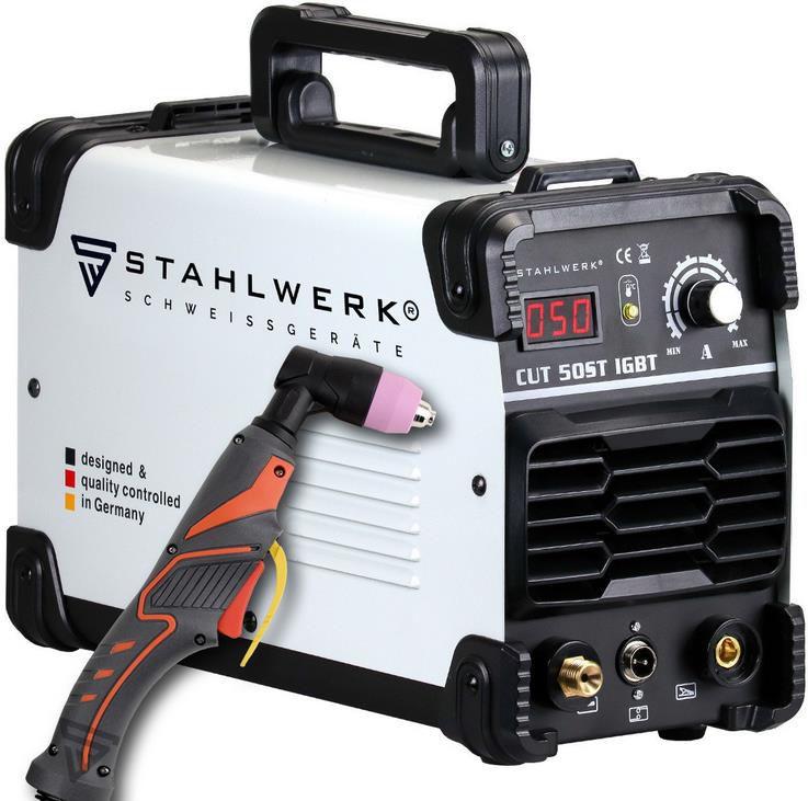 STAHLWERK CUT 50 ST IGBT Plasmaschneider für 201€ (statt 229€)