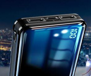Bscame 10.000mAh Mini Powerbank mit USB C für 14,69€ (statt 27€)   Prime