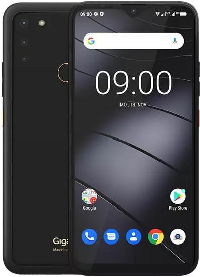 GIGASET GS4 64 GB Deep Black Dual SIM Handy ab 139€ (statt 180€)