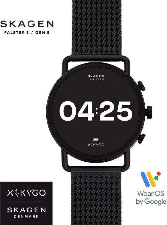 Skagen Falster 3 SKT5207 Herren Smartwatch für 179€ (statt 206€)