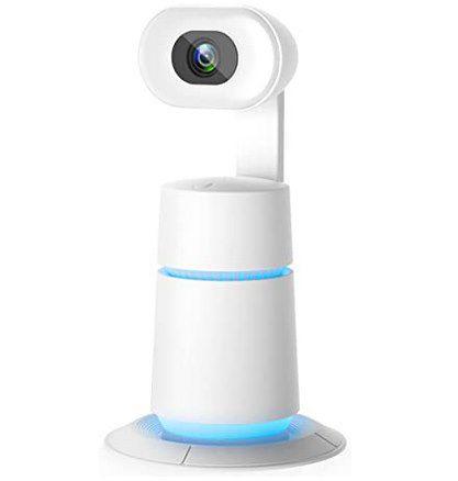 ZasLuke ZK 017 1080p Webcam mit Bewegungserkennung  & verfolgung für 24,99€ (statt 50€)