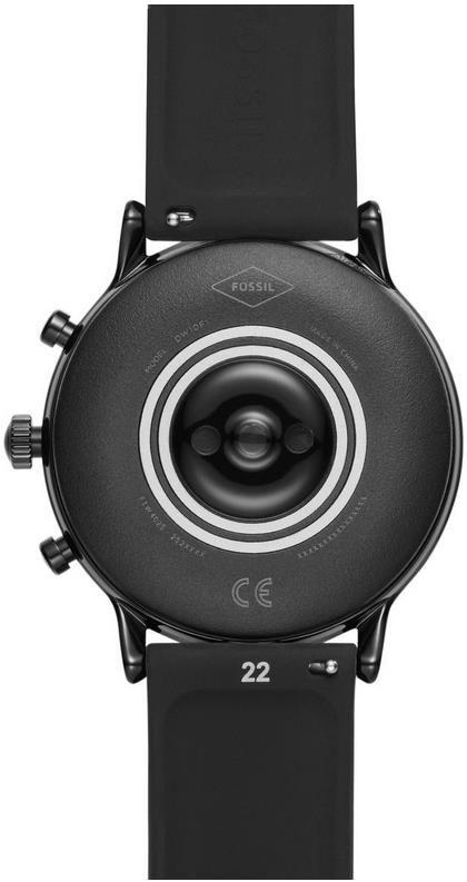 Fossil FTW4025 Smartwatch Carlyle HR für 179€ (statt 228€)