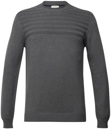 2er Pack Esprit Men Sweaters Long Sleeve in zwei Farben für 30€ (statt 50€)