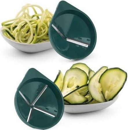 2er Pack Genius Super Julietti Spiralschneider zum Gemüse schneiden für 29,46€ (statt 45€)