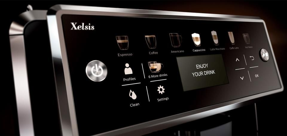 Saeco Xelsis SM7580/00 Kaffeevollautomat für 708,90€ (statt 844€)