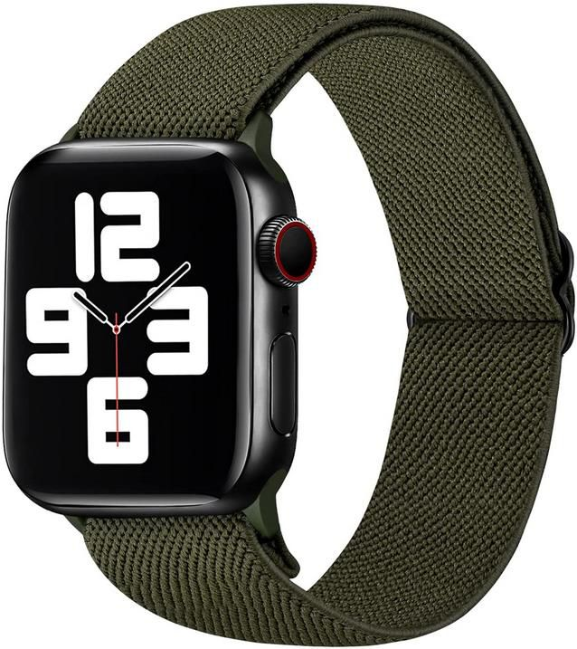 50% Rabatt auf RTYHI Nylon Armbänder für Apple Watch ab 4,49€   Prime
