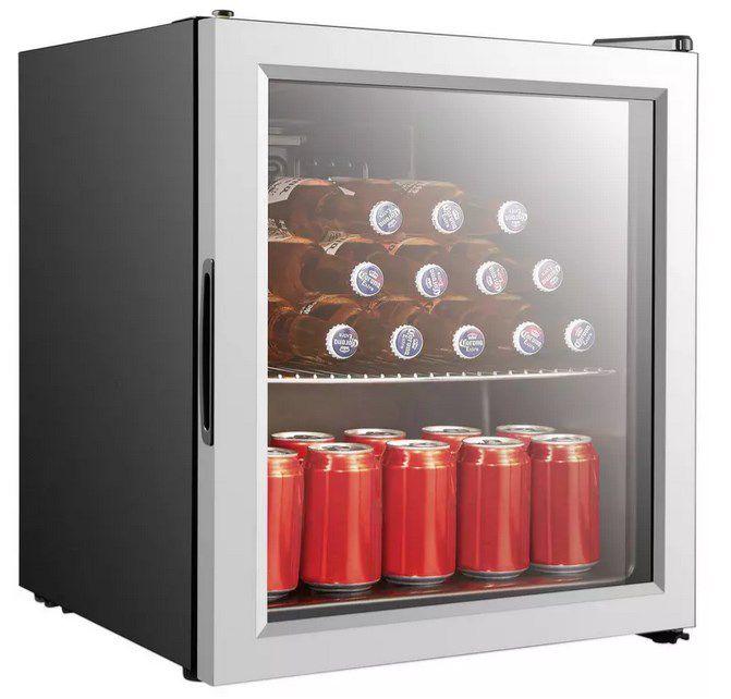 XXXLutz Minikühlschrank BG-49 mit Glastür für 112,95€ (statt 130€)