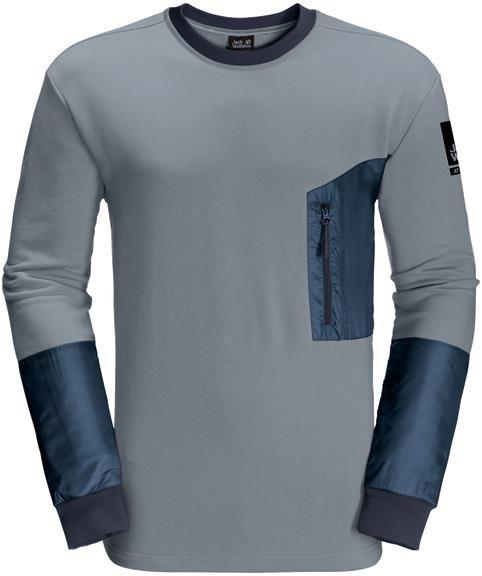 Jack Wolfskin   365 Thunder Pocket Crew M Sweatshirt für 42,90€ (statt 51€)