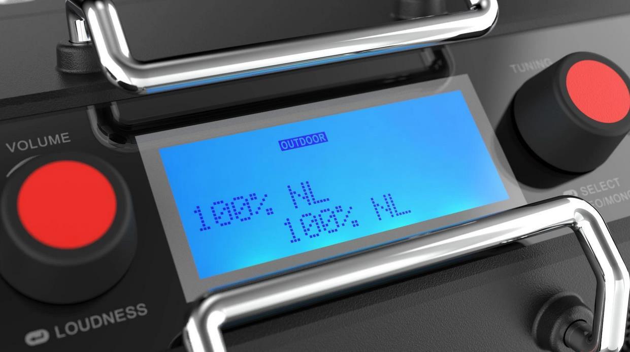 PerfectPro Rockhart RHB3   Bluetooth Baustellenradio für 362€ (statt 406€)