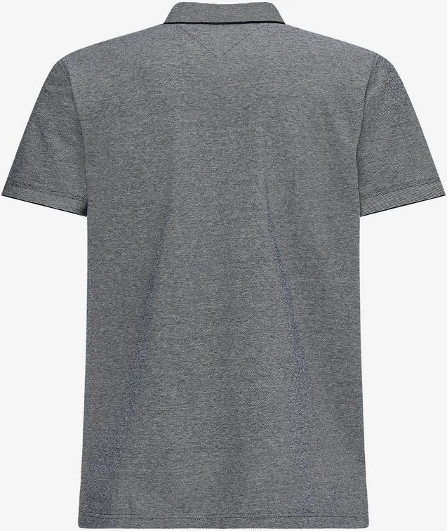 Tommy Hilfiger    Poloshirt in Graumeliert für 38,94€ (statt 47€)