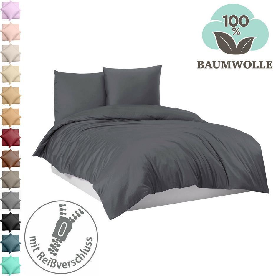 Mixibaby Baumwoll Bettwäsche in verschiedenen Farben ab 11,99€ (statt 18€)