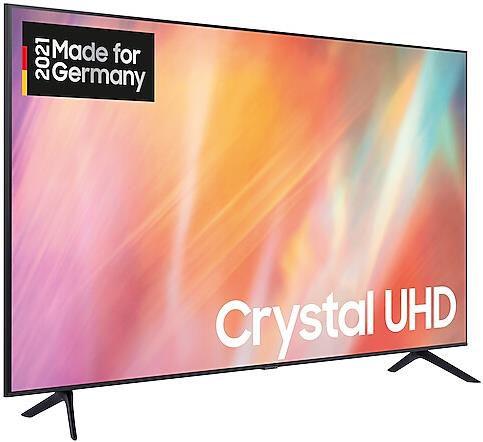 Samsung GU 58AU7179   58 Zoll UltraHD/4K Fernseher mit HD+, Triple Tuner für 589€ (statt 676€)