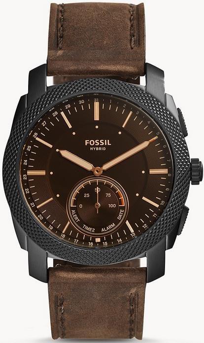 Fossil FTW1163   Q Machine Herren Smartwatch für 118,30€ (statt 147€)